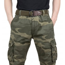 Штаны Abercrombie & Fitch мод A168 Green Woodland