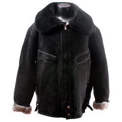 Куртка нагольная из натуральной овчины